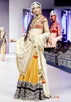 South Asian Fashion: Rajasthan Fashion Week 2013