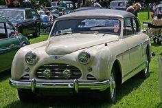 1954 - Jensen Interceptor