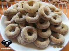 Špaldovej slnečnicové krúžky Pavlova, Bagel, Doughnut, Bread, Cooking, Sweet, Food, Bb, Basket