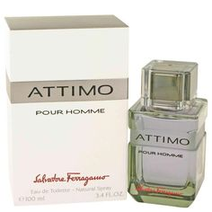 Attimo Pour Homme for Men by Salvatore Ferragamo EDT Spray 3.4 oz only $32.95 Attimo Cologne by Salvatore Ferragamo, In 2010, salvatore ferragamo launched its fragrance attimo which symbolizes masculine and elegant personality . It has citrusy sharp accord that has a trademark of masculine scent. Attimo by salvatore ferragomo offers a mild savory zing and an opulent combination of florals, woods and fruit. It opens with the top note of marjoram, cardamom, mandarin and black pepper. At the…