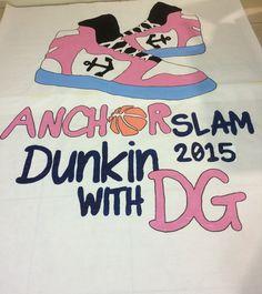 2015 Anchor Slam Poster #fresnostatedg #anchorslam #deltagamma #philanthropy