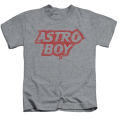 """Checkout our #LicensedGear products FREE SHIPPING + 10% OFF Coupon Code """"Official"""" Astro Boy / Logo-short Sleeve Juvenile 18 / 1-athletic Heather-sm(4) - Astro Boy / Logo-short Sleeve Juvenile 18 / 1-athletic Heather-sm(4) - Price: $24.99. Buy now at https://officiallylicensedgear.com/astro-boy-logo-short-sleeve-juvenile-18-1-athletic-heather-sm-4"""