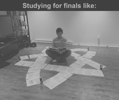 I would've FINISHED College , if I maybe had tried doing this....lol