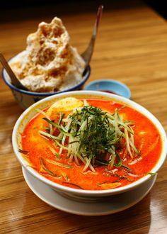 Nyonya Laksa @ Straits Food Company, Bangsar #malaysian #nyonya #laksa #food