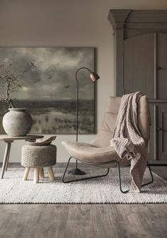 See What's New for Paint Color in 2018 is part of Tuscan house - See the top paint color trends for 2018 and learn how to use them in your home Let these colors inspire you to create a beautiful living space Decor Room, Living Room Decor, Diy Home Decor, Living Spaces, Room Decorations, Taupe Living Room, Chairs For Living Room, Beige Room, Bedroom Decor