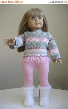 On Sale 10% off Doll Clothes Made to fit by DesignsbyDoreen