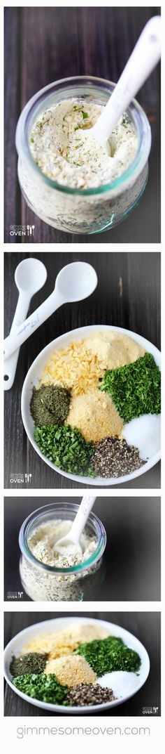 Homemade Ranch Seasoning Mix | gimmesomeoven.com