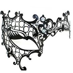 Masquerade Mask Template  Go Back  Gallery For  Venetian