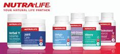 #Nutral_Life _Health & Fitness, a small Australian company begun in 1967 by two young bodybuilders turned businessmen. Today, developed specifically for Australian lifestyles, Nutra-Life offers a range of high quality innovative, vitamin, mineral, garlic and herbal supplements.