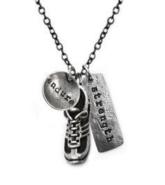 Fashletics Strength & Endure Charms w/shoe