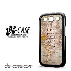 Wanderlust I Ve Got The Bug For Samsung Galaxy S3 Case Phone Case Gift Present YO