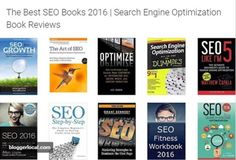 http://bloggerlocal.com/national/reviews/top-seo-books | The Top Ten SEO Books - There are hundreds of search engine optimization books to choose from, Blogger Local has compiled a list of the 10 best SEO books.