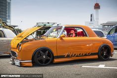A Nissan Figaro That Wants To BeDifferent