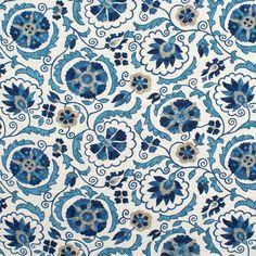 Fabricut Trend 02097 Cobalt Fabric
