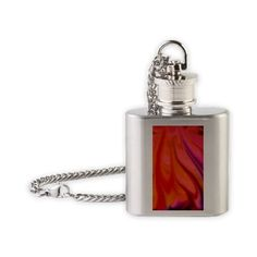 Abstract Flask Necklace$19.50