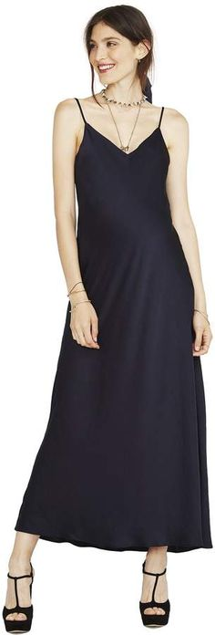 Hatch CollectionHatch THE RICKY SLIP DRESS | Maternity Style #ad