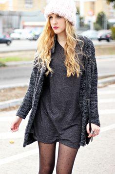 Oversized   DearDiary-fashion #kissmylook