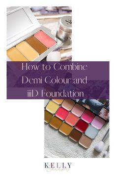 Get the best of both worlds by combining Demi Colour and iiiD Foundation for flawless skin that you will love. If you own products from both Seint Beauty lines you can use them together for a beautiful result! Kelly shares her tips for letting your natural beauty shine through with the enhancements of Seint Beauty products. Simple Everyday Makeup, Everyday Makeup Routine, Daily Beauty Routine, Simple Makeup, Beauty Routines, Makeup Tutorial Step By Step, Easy Makeup Tutorial, Makeup Tutorial For Beginners, Heavy Makeup