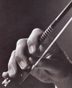 The evolution of violin bow hold - The Strad