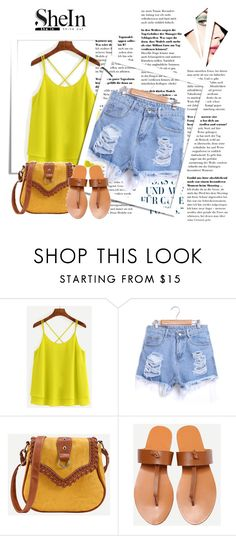 """""""Shein contest"""" by leilathunder ❤ liked on Polyvore"""