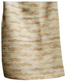Good Look Room - Fabrics - Collections - Arjumand - The Imperial - TAKE FLIGHT GOLD TUSSAH SILK