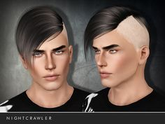 Found in TSR Category 'Male Sims 3 Hairstyles' Shiro?
