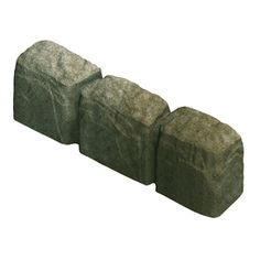 Landecor Overlapping Rock Edger 308460 The Home Depot 400 x 300