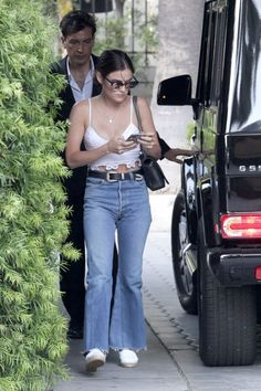 Lucy Hale with her boyfriend out in Beverly Hills #Lucy #Hale #boyfriend #Beverly #Hills