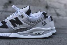 NEW BALANCE 530 (WHITE/GREY) - Sneaker Freaker