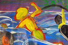 Kansas City - process painting Kansas City, Therapy, Paintings, Create, Artist, Paint, Painting Art, Painting, Healing