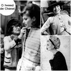 Reinventar é uma das coisas mais bonitas da moda. O ato de se inspirar em algo belo para que se faça outra coisa que tenha sua própria personalidade, traz um gostinho de atualidade sem perder a ideia do clássico. E quando pensamos em inspiração é impossível não pensar em Chanel.  Na nossa coleção de inverno temos clássicos casacos de tweed com cara de atualidade e com o toque clássico da inspiração em Chanel.