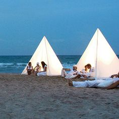 Gandia Blasco Modern Tipi Teepee Wigwam Outdoor Tent Standard Size | Stardust Modern Design