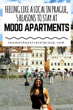 Mooo Apartments, Prague