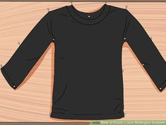 How to Create a Jack Skellington Costume: 14 Steps (with Pictures)