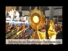 TOP 10  Eucarísticas, adoração ao Santíssimo e ofertório