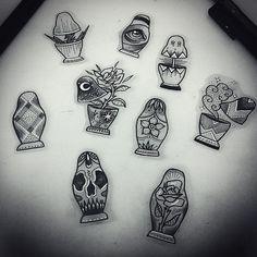 Redberry Tattoo Studio Wrocław #tattoo #inked #ink #studio #wroclaw #warszawa #tatuaz #dresden #redberry #katowice #redberrytattoostudio #amaizingtattoo #poland #berlin #eztattoo #nastiazlotin #zlotin #sketch #czaszka #skull #rose #project #design #matrioszka
