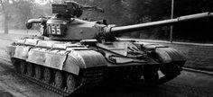 Soviet main batle tank - T-64