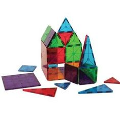 Magnatiles. These are wonderful!