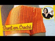 Crochet Headwrap - Como tejer bolero a crochet Crochet Pants, Crochet Skirts, Crochet Fabric, Crochet Clothes, Slip Stitch Crochet, Crochet Stitches, Knit Crochet, Boho Crochet, Joining Yarn Knitting