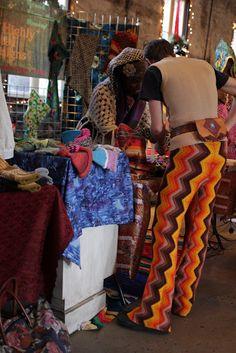 Men's Crocheted Pants ... Ummmm..