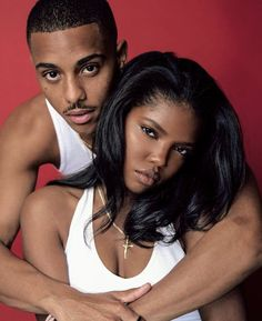 Young Black Couples, Black Celebrity Couples, Cute Black Couples, Black Couples Goals, Cute Couples Goals, Keith Powers, Couple Goals, Couple Pics, Couple Ideas