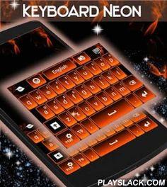 """Keyboard Neon Skin Theme  Android App - playslack.com ,  We zijn erg blij om u onze nieuwste toetsenbord thema versie brengen : KEYBOARD NEON HUID ! DOWNLOAD Keyboard Neon Skin NU en maak uw smartphone tot leven komen in je handen met de vlammende nuances van neon oranje en verbluffende graphics , samengesteld door onze zeer getalenteerde ontwerpers voor jou !- Voor de installatie , volg de 3 eenvoudige stappen: Openen na downloaden , drukt u op """"Instellen als Active Theme"""" en selecteer het…"""