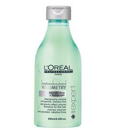 Headmasters Haarproducten - L'Oréal SE Volumetry Shampoo 250ml