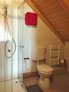 Green Cottage - O cabană superbă, chiar în grădina Carpaților - Wildventure Romania, Toilet, Cottage, Green, Cabin, Flush Toilet, Cottages, Toilets, Toilet Room