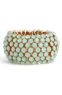 love this turquoise bracelet