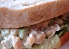 Vegetarian Chickpea Salad Sandwich Recipe