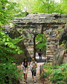 ... Ramble Arch Bridge, Central Park, New York City | by jag9889