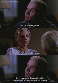 Haha... I love Spike... I love him more than Angel.. Which may make me a bad person... but I don't care