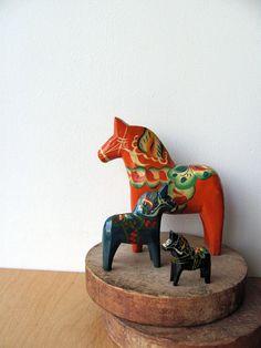 I love Dala Horses!