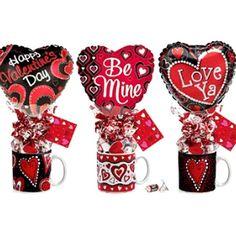 Valentine Candy Gift Mug - San Valentin Regalos Caja Valentines Day Baskets, Valentines Baking, Valentines Mugs, Valentines Gifts For Boyfriend, Valentines Day Decorations, Valentines For Kids, Valentine Crafts, Valentine Day Gifts, Valentine Ideas